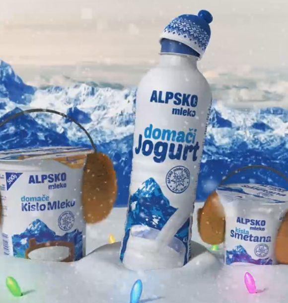 Alpsko Mleko (TVC Holidays)