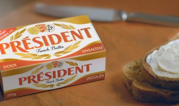 President Butter (TVC)